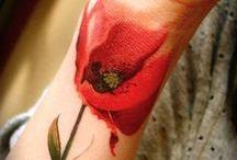 Art ~ Tattoo / by Hailey Jean Flee