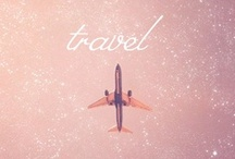 Wanderlust ✈ / Take me away.. as far as you can.. / by Mriga Kothare