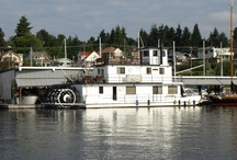 Houseboats & Floating Homes / Imagine life on the lake, full time or part time! Check out the Special Agents Realty HGTV Houseboat hunters special at http://www.hgtv.com/video/houseboat-living-in-seattle-video/index.html