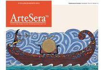 Covers / Le copertine di ArteSera