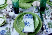 Place Settings & Tablescapes / by Samonia Byford