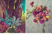 True Colours... Of Art / Colour schemes, colour combinations... Very inspiring!