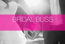 Bridal Bliss / For all those blushing brides to be, we have a selection of sets suitable for that big day!