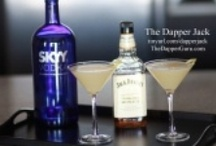 #DapperDrinks / #cocktails for the #dapper man