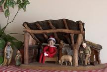 Elf on the Shelf / by Samonia Byford