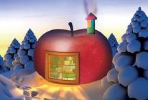 Volantino Natale Io Bimbo Sardegna 2012