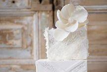 I Do :: Cake Tiers  / Wedding cake / by SDK