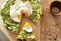 Edible ~ Breakfast / by Hailey Jean Flee