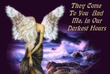 Angels Among Us / I believe there are...