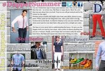 #DapperSummer 2013 / what #menswear you need to be Dapper cool this summer