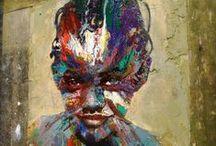 Art ~ Street Art / by Hailey Jean Flee