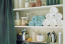 Laundry Room / Ideas for decor and utility / by Samonia Byford