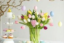 Easter Parade / Decor, food, clothing, etc. for the Easter Holiday / by Samonia Byford