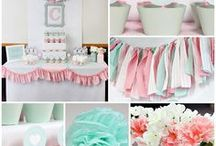 Parties for People / Baby showers, Father's Day, Mother's Day, etc., ideas / by Samonia Byford
