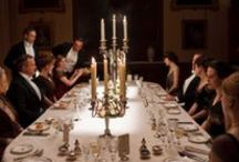 Downton Abbey Dinner / Plans for a Downtown Abbey themed dinner (or tea or picnic) / by Samonia Byford