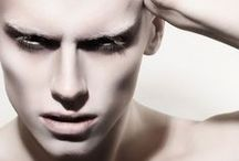 Man Glam / Makeup for men! / by Jesca Cluff