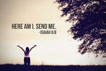 Send Me on My Way / by Morgan
