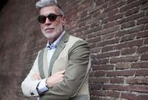 Nick Wooster / the ultimate man