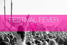 Festival Fever / No matter what the season, we're always getting excited for future festivals! Check out our inspo for festivals all year round!