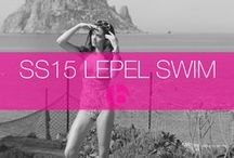SS15 Lepel Swimwear / Gorgeous brights and bolds by Lepel swimwear for SS15