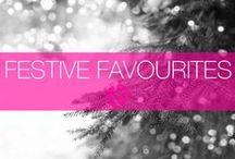 Festive Favourites / Come December, we're thinking all things Christmas so we have a selection of our 'Festive Favourites' to tide you over during the Christmas period.