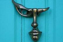 Ajtókopogtatók - Door knockers