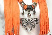 bijoux - foulards - sacs