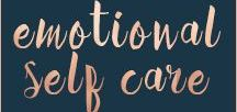 Emotional Self Care / Emotional self-care, tips for practicing self care to keep your emotional self healthy. Taking care of your emotions is part of self love