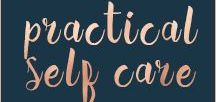 Practical Self Care / Budgets, grocery shopping, and laundry are all super sexy when it comes to practical self care. Self love means setting your self up for success, and that's what practical self care is all about.