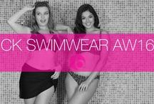 Curvy Kate Swimwear AW16 / Curvy Kate are back with some pretty gorgeous swimwear pieces for AW16! Shop all the links below
