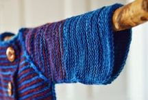 Knit It / Knitting, patterns, and all sorts of yarny goodness / by April Klich