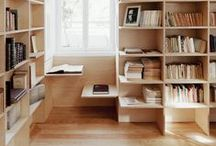 Books and Shelves / Books are the best thing. / by Bella Puzzles