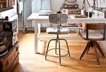 Workshops & studios / I could work here. / by Bella Puzzles