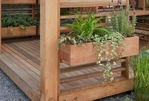 Garden / Outdoor spaces of many styles and sizes. / by Bella Puzzles