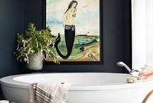 Bath. / by uncommon nest interiors