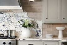 Kitchens. / by uncommon nest interiors