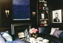Living Room Ideas / by Aimee Dimiero