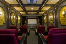 Home Theaters / All Star Vacation Homes private home theaters