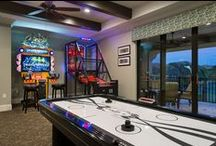 Game Rooms / Why go to an arcade when you can enjoy one right in your All Star vacation home?