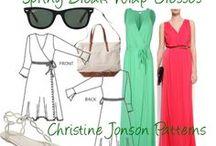 Maxi Dress Inspirations / by Christine Jonson Patterns