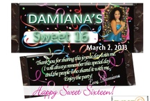 Sweet Sixteen / A sweet 16 birthday is an important celebration for every girl, like a prom or other festivities, you will remember this day forever.