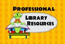 Library Pro Resources / A collection of news and notes from the professional library world / by Library Patch