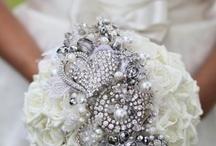 Bride vintage bling & things