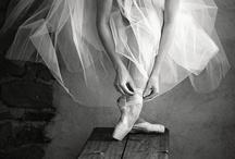 Ballet - dance en pointe