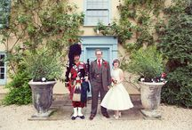 Vintage Wedding / Dressing my friend Jane for her wedding day - older bride and chic styling