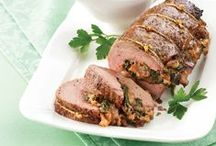 Beef Recipes / One of the most versatile ingredients, beef can be used to create a variety of main dishes.