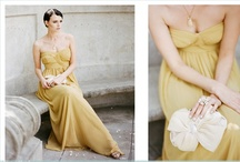 Golden wedding moments / Finding the gold in shades from yellow to gold