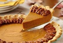 Thanksgiving Recipes / Thanksgiving side dishes, easy pie recipes, and advice on how to prepare a turkey for the whole family.