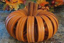 Halloween/Fall/Thanksgiving / by Lauren Martinez