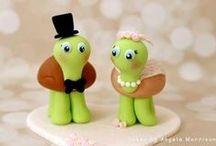 Cake toppers and decoration ideas / by Frode Breimo